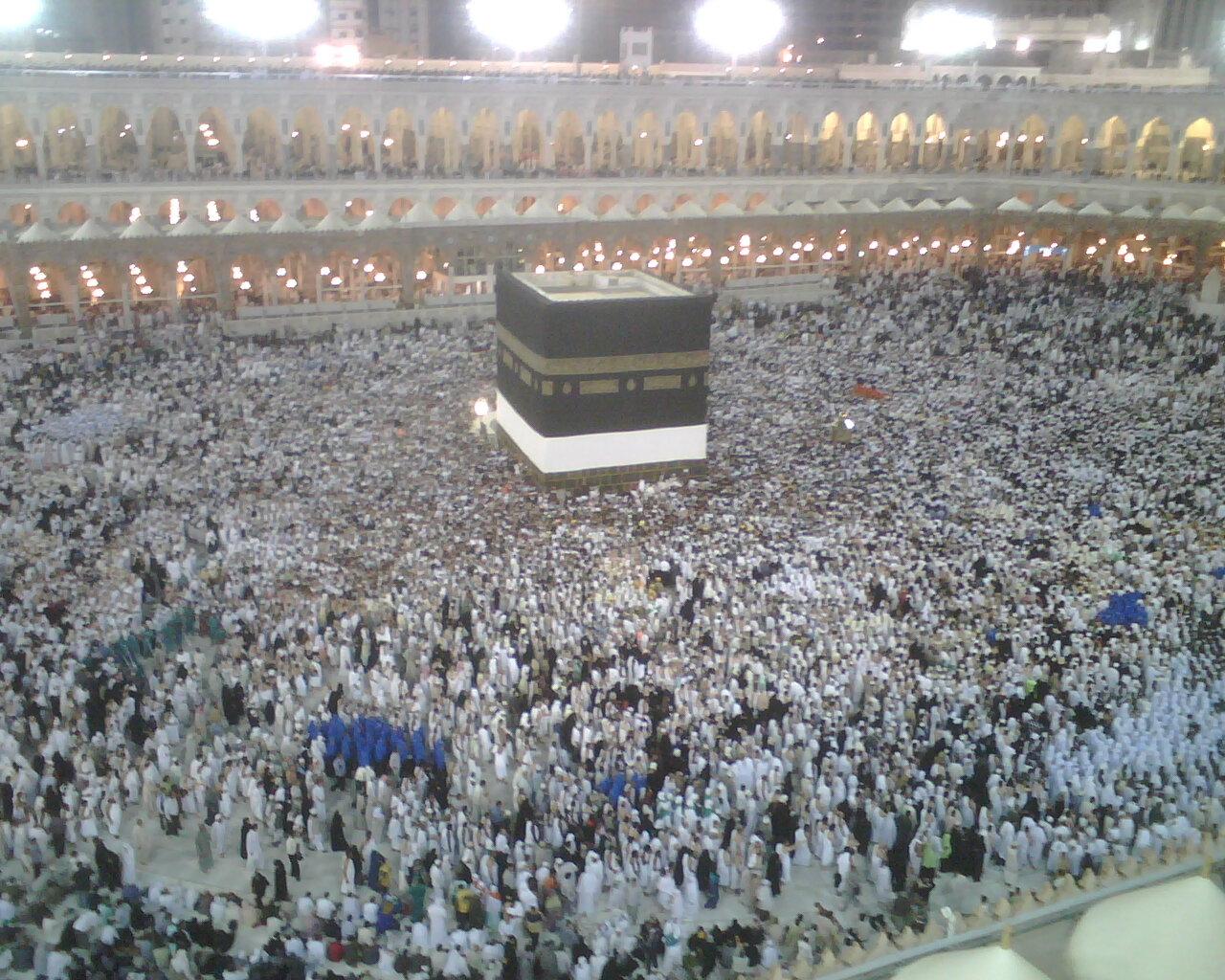 Mecca - Hajj