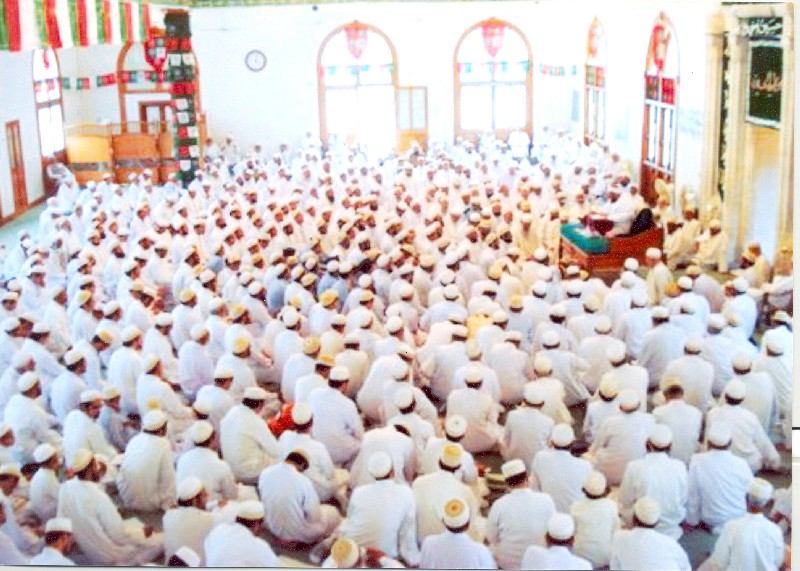 the dawoodi bohra community in karachi essay Karachi: to spend the initial days of muharram with his followers in karachi,  the 53rd dai almutlaq and spiritual leader of the dawoodi bohra.